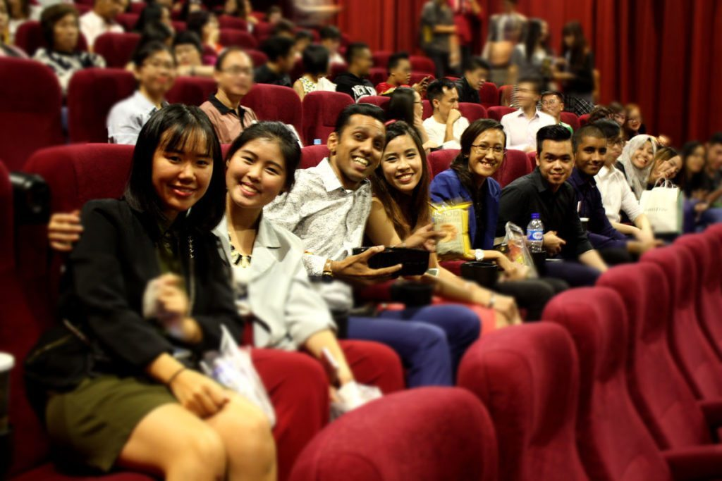 My Love Sinema, Movie Screening with the Bio-globe Team!