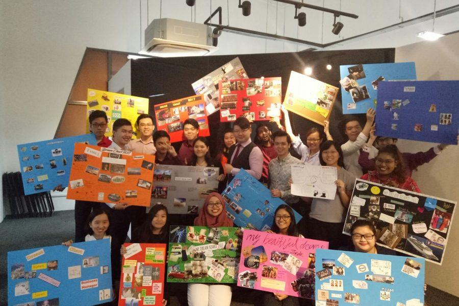Bio-globe's Dare to Dream, Company Event