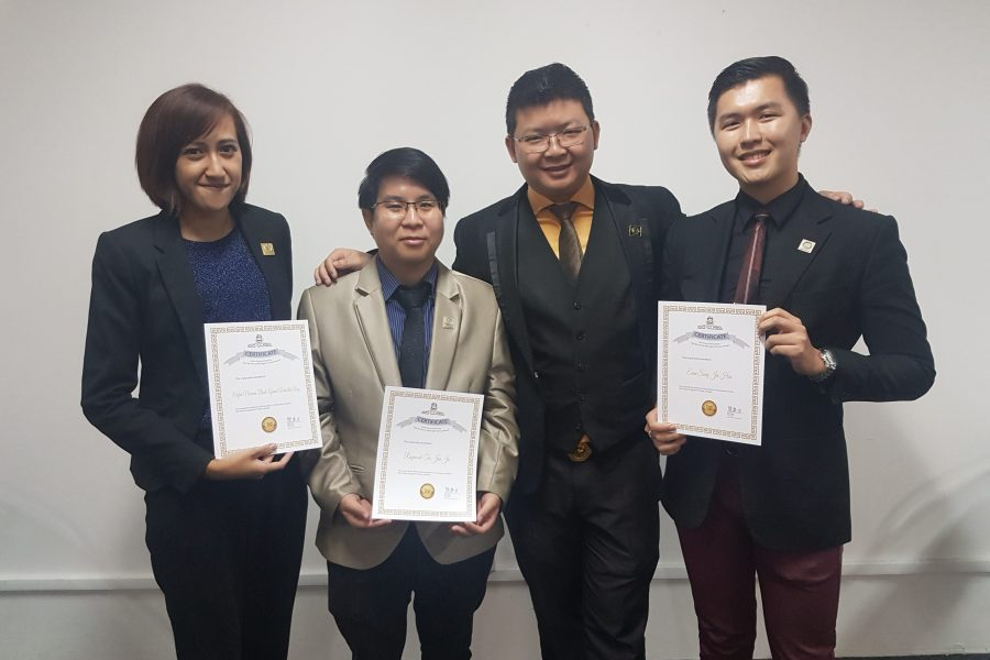 Recognition Night, June'18