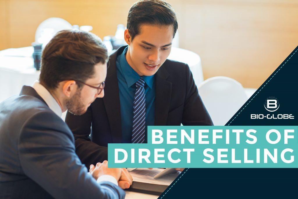 Benefits of Direct Selling - Bio-Globe Singapore